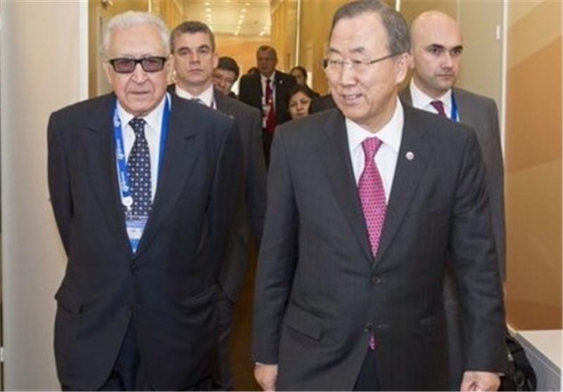 الأخضر الإبراهیمی یغادر منصبه کمبعوث لسوریا .. والأمم المتحدة تبحث عن بدیل