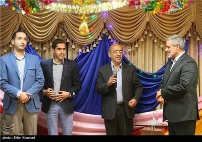 الاحتفال بمولد الامام علی (ع) فی تسنیم