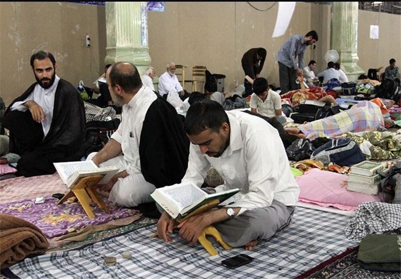 ثبت نام طرح اعتکاف رمضانیه در قم آغاز شد