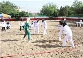 انتخاب مربیان تیم ملی کبدی ساحلی بانوان