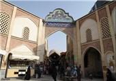 رئیس سازمان میراث فرهنگی از بازار تاریخی اراک بازدید کرد