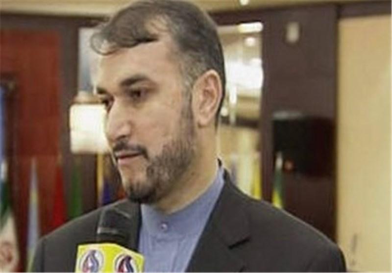 أمیرعبداللهیان : لم نتلق حتى الآن دعوة خطیة من الریاض