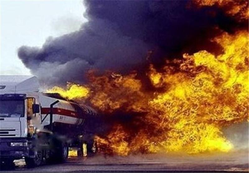 بغداد تحبط توغلا لداعش من سوریا وتدمر 5 صهاریج