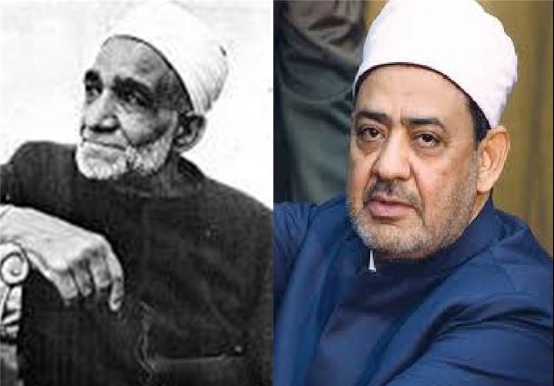 شیخ شلتوت و شیخ الطیب