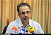 امیر رضا خادم در نشست خبری معرفی اعضای هیئت مدیره باشگاه استقلال