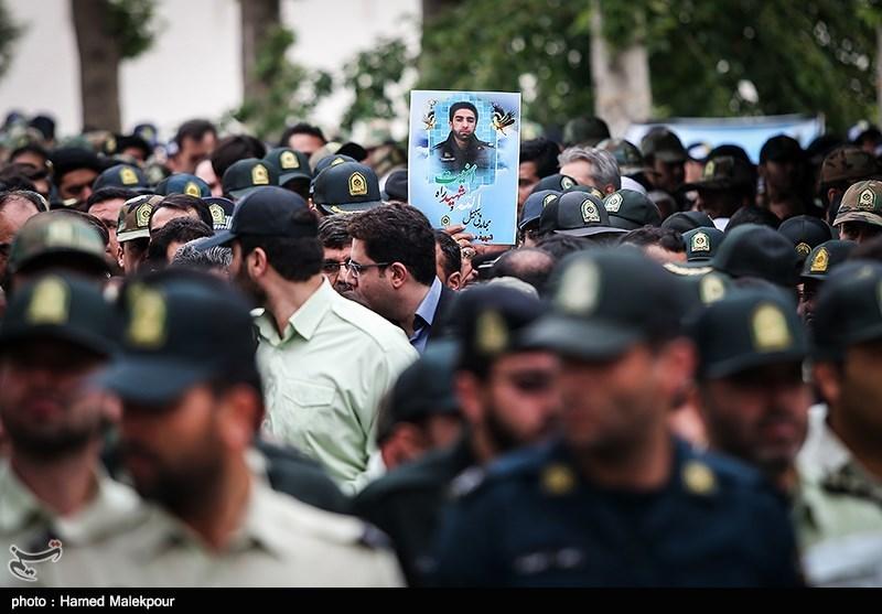 قاتل شهید نیروی انتظامی بخشیده شد/ خواب عجیب برادر شهید در شب بخشش