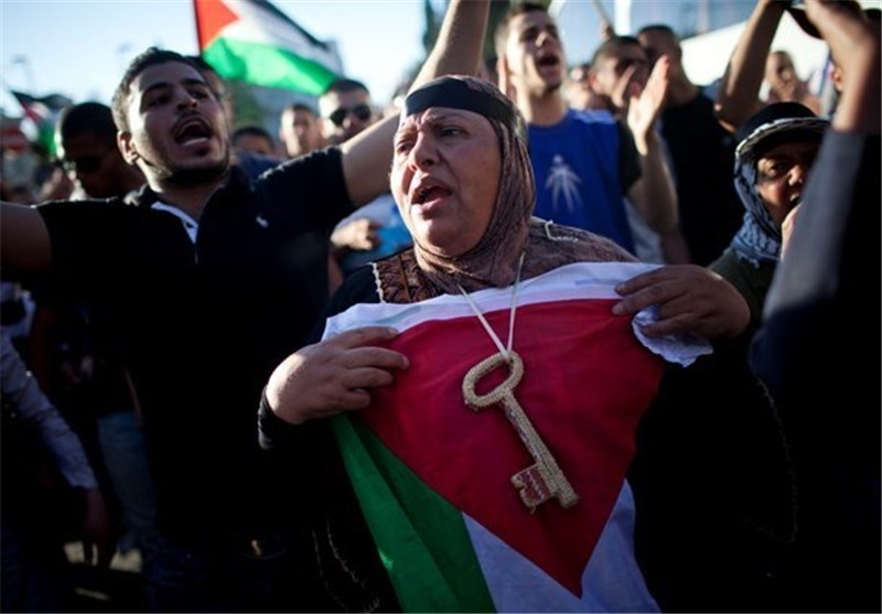 Palestinians Mark 'Nakba' Day amid Violence