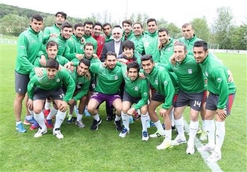 تیم ملی ظریف