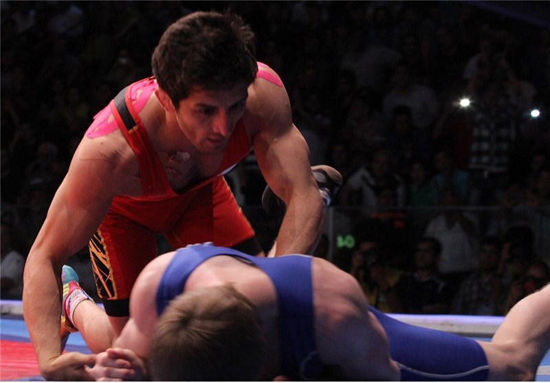 Iran, Russia to Meet in Greco-Roman World Cup Final
