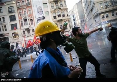 اعتراض به شرایط کارگران معدن در ترکیه به خشونت کشیده شد