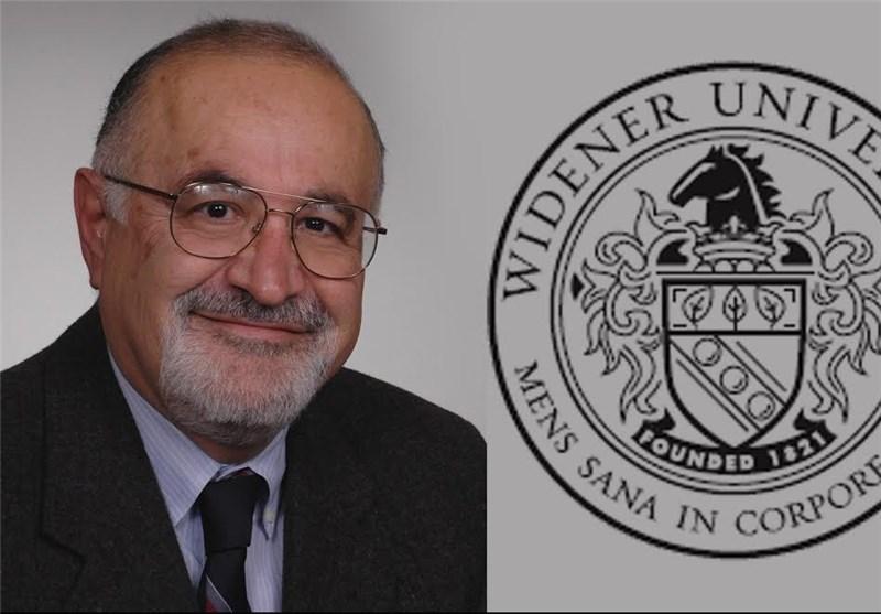 حمید زنگنه استاد اقتصاد دانشگاه وایدنر پنسیلوانیای آمریکا