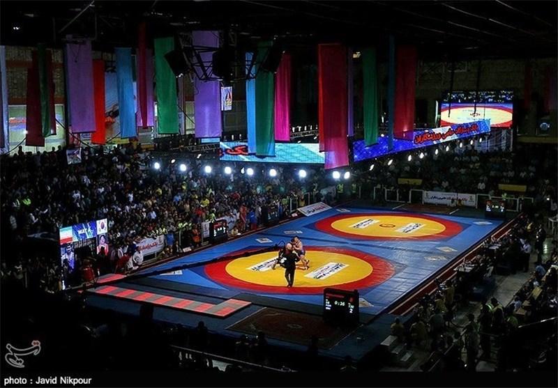 Iran Wins Greco-Roman World Cup