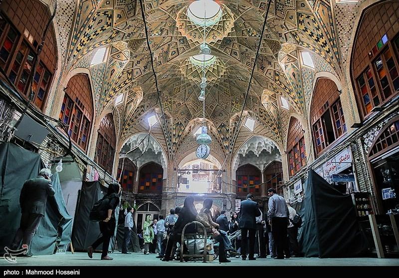 تهرانگردی مسجد جامعی در محدوده بازار تهران