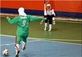 هفته پنجم لیگ برتر فوتسال بانوان| صدرنشینی سپیدرود با برد پرکل مقابل استقلال ساری