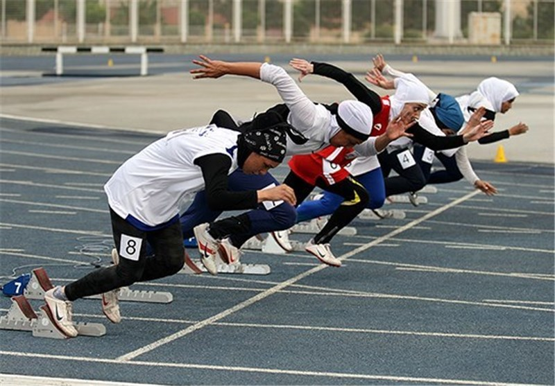 مسابقات ملی دو و میدانی قهرمانی بانوان کارگر به میزبانی اردبیل برگزار میشود