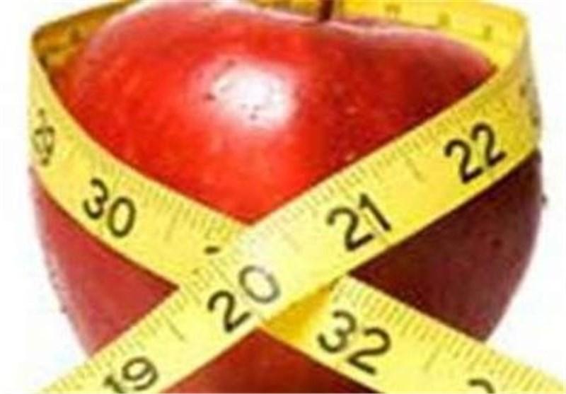 چاقی زیبایی سایز رژیم غذایی