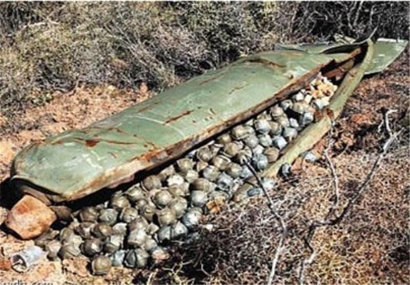قناة أمریکیة: طائرات سعودیة ضربت صعده بقنابل عنقودیة
