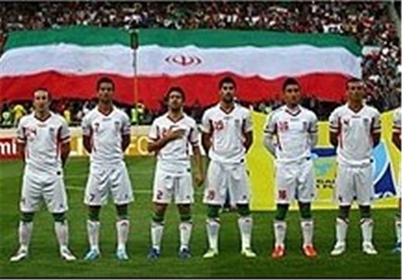 المنتخب الوطني الايراني لكرة القدم
