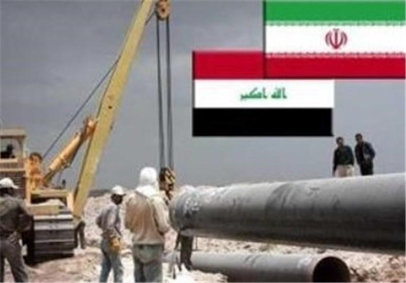 ايران تبدا بتصدير الغاز الي العراق