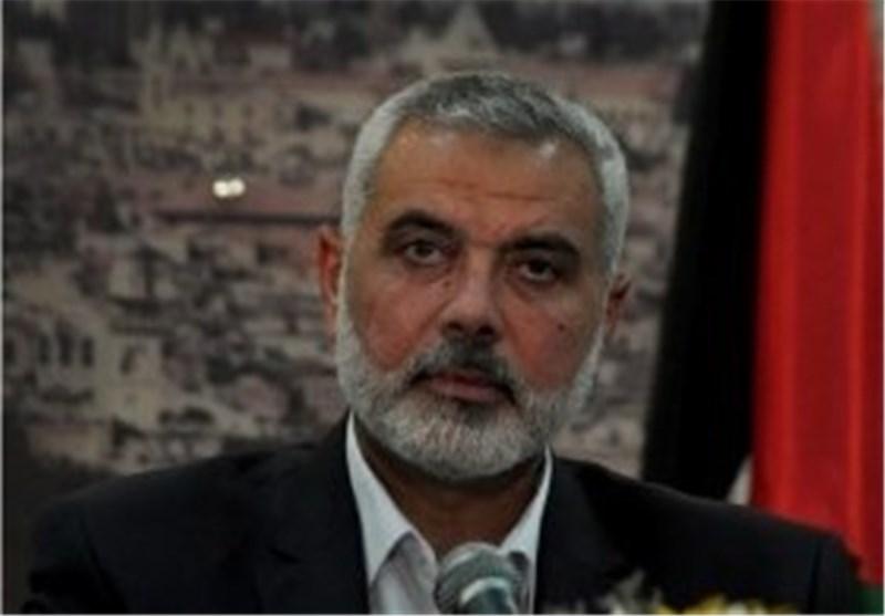 حرکة حماس تتجه لترشیح هنیة رئیساً للمجلس التشریعی