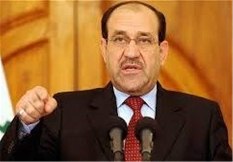 """المالکی: المشکلة لم تعد فی""""داعش""""فقط بل فی سیاسیین یرقصون على اشلاء الضحایا"""