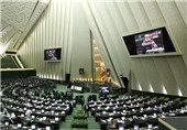 Iran's Parliament Blasts Israel for War on Gaza