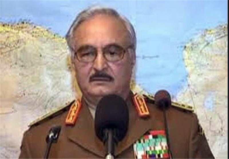 وزیر فرهنگ لیبی از خلیفه حفتر حمایت کرد