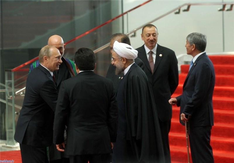 Ruhani, Aliyev ve Putin Arasında Bakü'de 3'lü Görüşme Gerçekleşecek