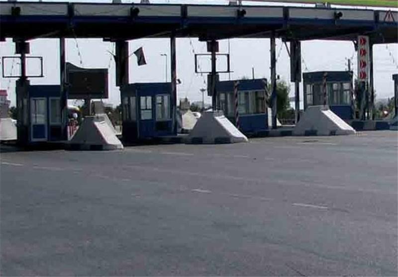 عوارض آزادراهها 20درصد گران شد