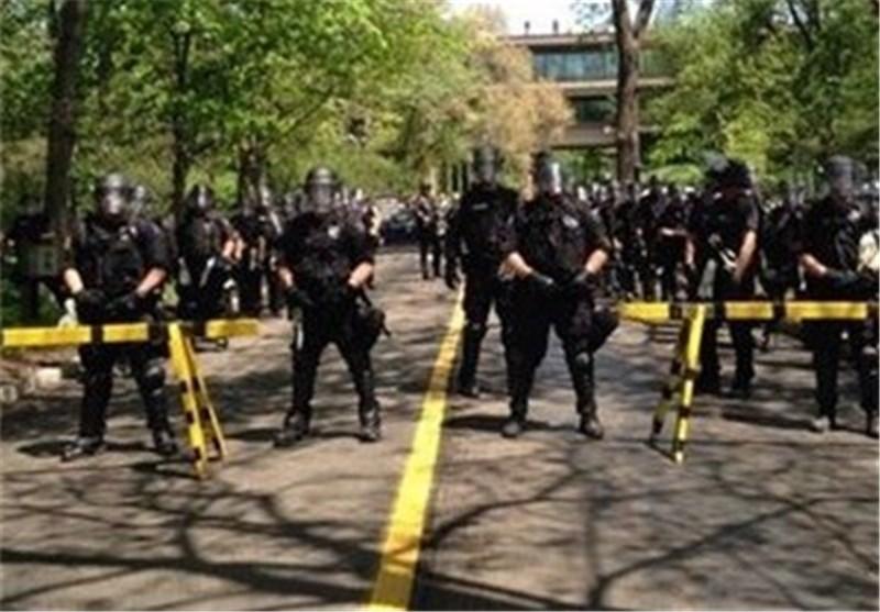 الشرطة الاميركية