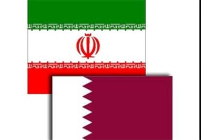 قطر عازمة على تنمیة وتطویر التعاون مع طهران فی کافة المجالات