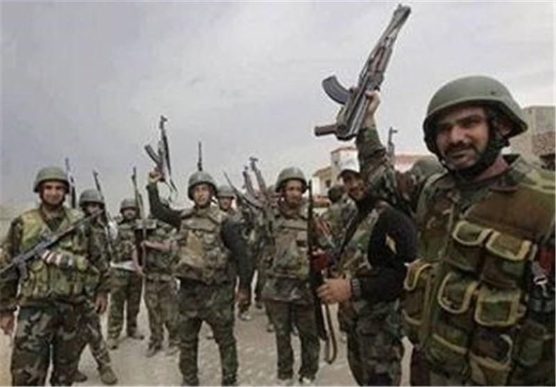 جيش سوريا