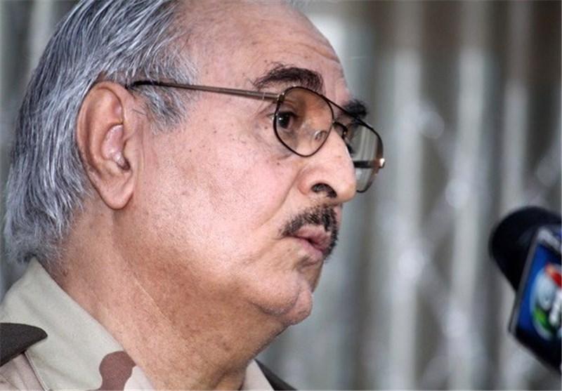 حفتر یدعو الى تشکیل مجلس رئاسی یشرف على الانتخابات التشریعیة اللیبیة