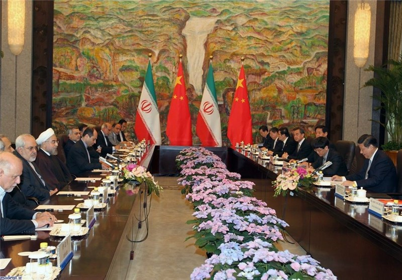 "President Rouhani Praises ""Good Results"" of CICA Summit in China"