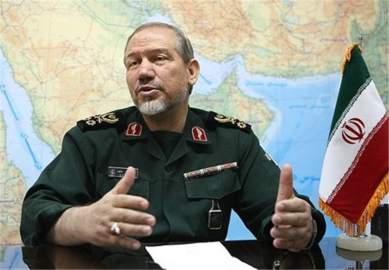Iranian General: No Place for US in Middle East