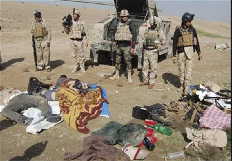 "قیادة شرطة محافظة الانبار: تلقینا اوامر بقتل جمیع ارهابیی ""داعش"" بهذه المحافظة"