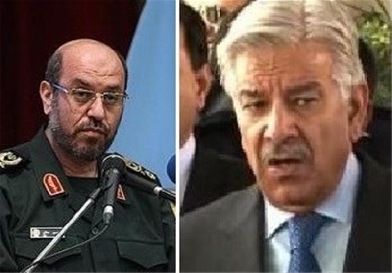وزیر الدفاع یدعو لدعم الشعب السوری بغیة دحر الارهابیین