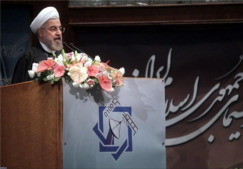 روحانی همایش رادیو تلویزیون اسلامی