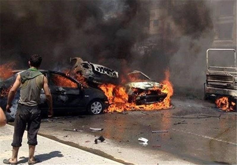 تفجیران إرهابیان فی حمص وأنباء عن وقوع ضحایا