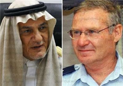 روسای اطلاعات اسرائیل و عربستان