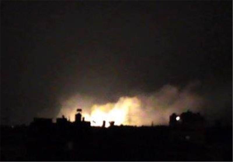 عملیات لیلیة للجیش السوری واشتباکات عنیفة مع المجموعات الإرهابیة فی ریف دمشق