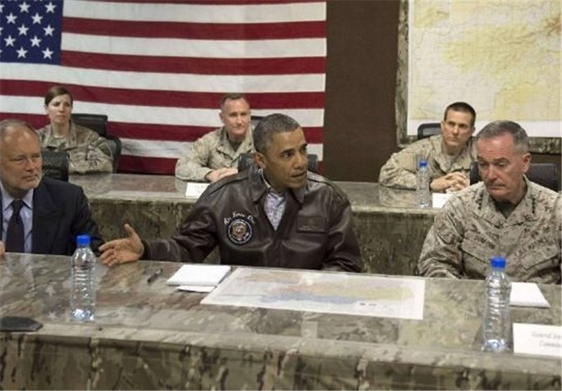 US President Pays Surprise Visit to Afghanistan