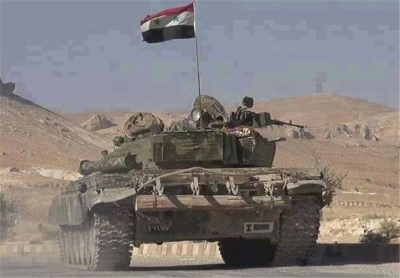 الجیش السوری یمهد لتوسیع عملیاته بالغوطة الشرقیة والمجموعات المسلحة تخرق هدنة ریف دمشق