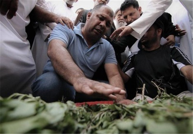 والد شهید: جلاوزة آل خلیفة أعدموا ابنی میدانیا والتقریر الطبی أخفى أثر الرصاصة
