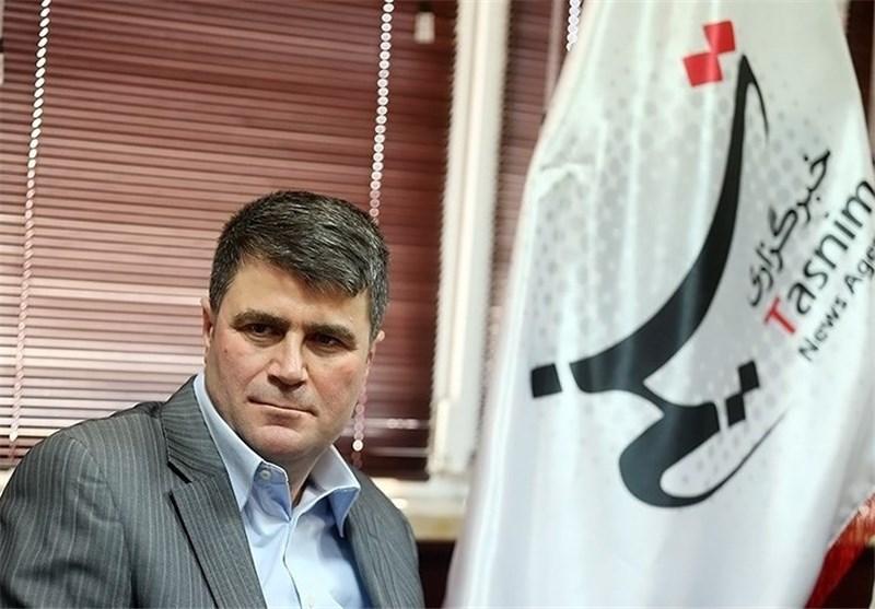 المدیر التنفیذی لوکالة «سانا» السوریة یزور وکالة «تسنیم»