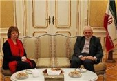 Iran's Zarif, EU's Ashton to Meet in Vienna