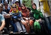 سفر و گردهمایی روسای جامعه اصناف سینمای ایران - مازندران