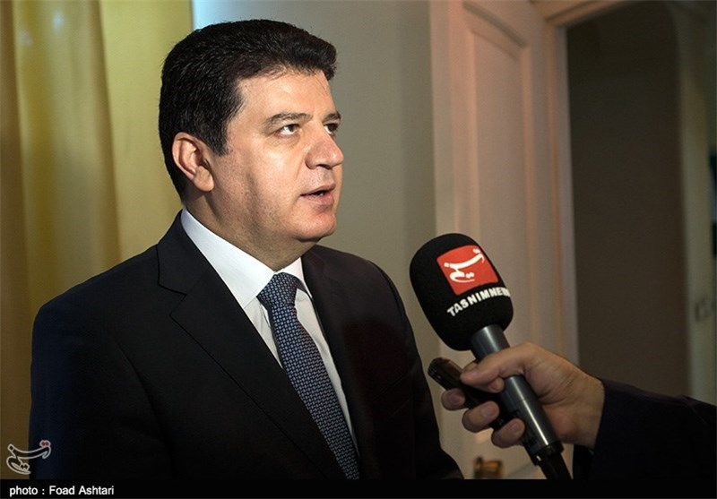 سفیر سوریه