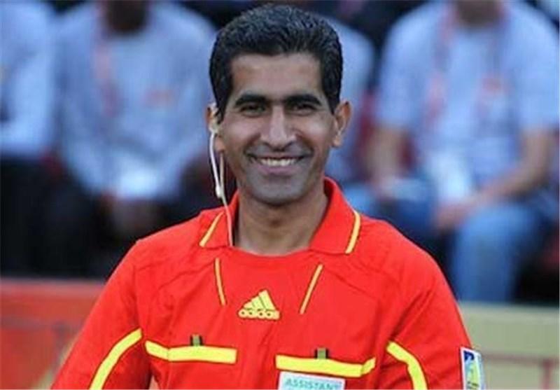 Assistant Referee Hassan Kamranifar Quits
