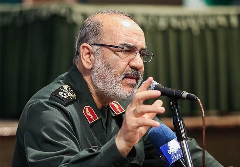 Commander Highlights IRGC's Advanced Air Defense, Missile Capabilities